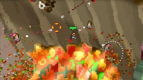 Codeglue Brings a 3D Rocket Riot to Windows 8