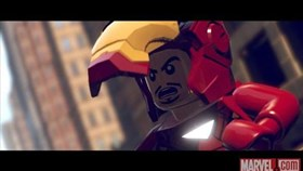 LEGO Marvel Super Heroes World Premiere Trailer