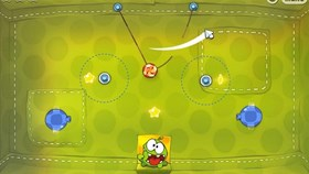 Cut the Rope (WP) Receives 75 New Levels