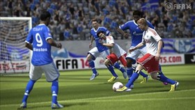FIFA 14 Gamescom Interviews