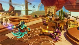 Skylanders SWAP Force Gameplay Screenshots