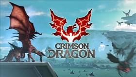 Crimson Dragon Screenshots Soar In
