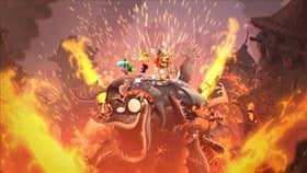 Musical Rayman Legends Dev Diary Hops Onto The Web