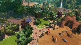 Zoo Tycoon Screens Take Us Top-Down and Close-Up