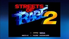 Streets of Rage 2 Returns To The Marketplace