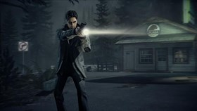 TA Competition: Alan Wake