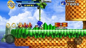 New Sonic CD Screens Emerge