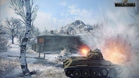 World of Tanks 4-Year Anniversary Events And Free Gifts Announced