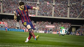 FIFA 15 Invites Us to Feel the Game