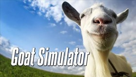 Goat Simulator Trailer Here To Eat Everything