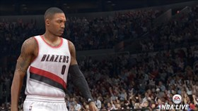 NBA LIVE 15 Shows Off Upgraded Visuals
