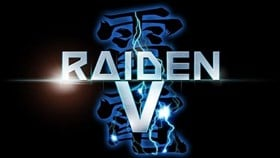 Raiden V Screens and Release Date For Japan