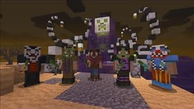The Latest Batch of Updates Detailed for Console Editions of Minecraft
