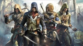 Winners: Assassin's Creed Unity