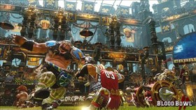 Blood Bowl 2 Showcases The Dark Elves