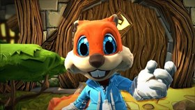 Project Spark Stream of the New Conker Mechanics