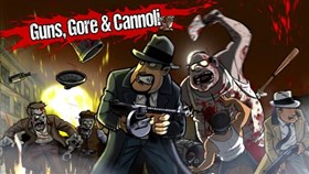 Guns, Gore & Cannoli Announced For Xbox One