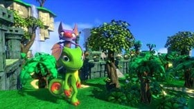 3-D Platformer Yooka-Laylee Fully Funded