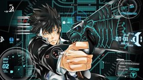 Psycho-Pass: MH Getting an English Version