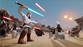 Disney Infinity Shows Off New Play Set