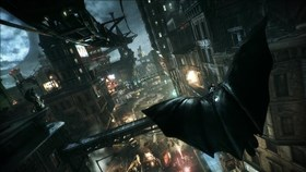 Batman AK: Inside Gotham By Night
