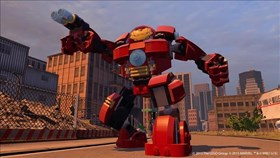 Two Videos Released For LEGO Marvel's Avengers