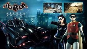 Batman AK - Insider Showcases New Challenges