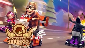 Coffin Dodgers Headed to Consoles