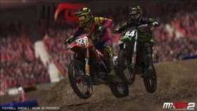 MXGP2 Indoor Stadium Gameplay Released