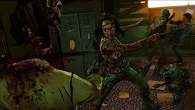 The Walking Dead: Michonne Kicks Off with Launch Trailer