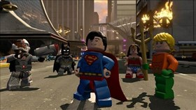 Square Off Against Three Other Players Locally In LEGO Dimensions