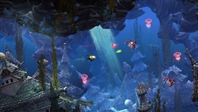 Song of the Deep On Show At GDC