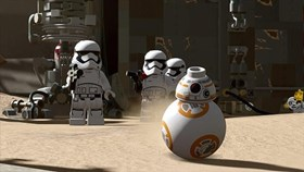 Lego Star Wars: The Force Awakens BB-8 Spotlight Video