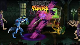Dungeon Punks Revealed