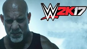 Pre-order WWE 2K17 and Unlock Goldberg in the Ring