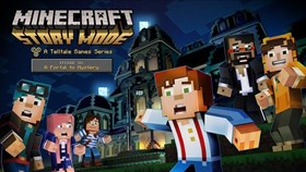 Minecraft: Story Mode Episode 6 Guest Stars Community Characters