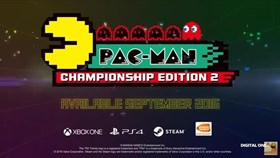 Pac-Man Championship Edition 2 Announced