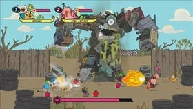 Cartoon Network: Battle Crashers Detailed