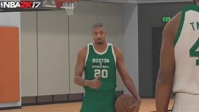 See NBA 2K17's MyCareer In Action