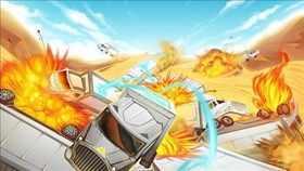 Clustertruck Previews Platforming Highway Madness
