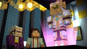 Minecraft: Story Mode to Receive Complete Disc Compilation