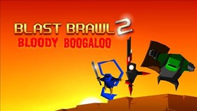 Blast Brawl 2: Bloody Boogaloo Gunslinger Preview