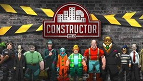 A Look At The Characters Of Constructor HD