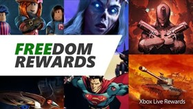 Play Free-to-Play Games and Get Rewarded with Xbox's New FREEdom Rewards