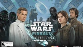 Pinball FX2 to Receive Star Wars: Rogue One Table