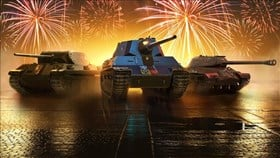 World of Tanks Celebrates Its Anniversary With a Month of Tanking Treats