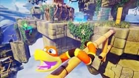Snake Pass Update Adds Arcade Mode