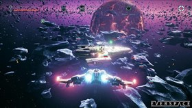 Everspace Now Xbox One X Enhanced