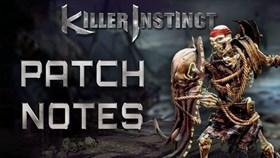 Killer Instinct Details 3.7 Patch and Double XP Event