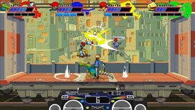 Lethal League Coming to Consoles This Summer